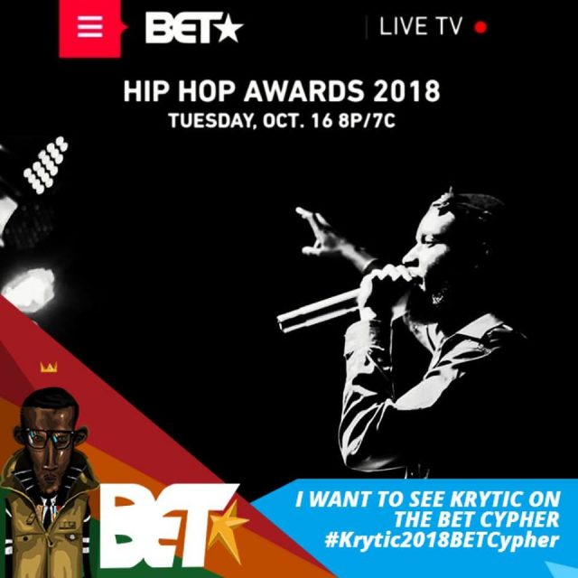 BET Hip Hop Awards Wants You Tell Them Who should Be At This Year's Cypher!