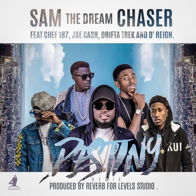 Sam TheDream'Chaser -