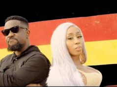 Victoria Kimani , Sarkodie ,Wash it,