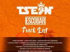 Listen To Tsean's Latest (EP), Below Are Six More Songs