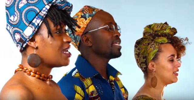 VIDEO: HAAMAIMBO & AFRO ACOUSTICS -