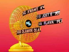 "Fuse ODG ft. Olamide, Joey B, Kwamz & Flava – ""Cool Down"""