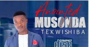 "Anointed Musonda Dropping ""Tekwishiba""Debut Album On 18th October 2019"