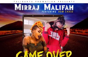 """MirraJ Malifal Ft. Bow Chase - """"Game Over"""" (Prod. By Dj Cent) [Audio]"""