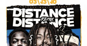 "Jay Rox - ""Distance (Remix) ft. Rayvanny & AY [Audio]"