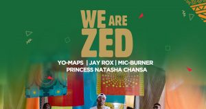 "Yo Maps, Jay Rox, Princess Natasha Chansa & Mic Burner - ""We Are Zed"" [Audio]"