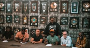 Sauti Sol Signs With Universal Music Africa