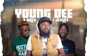 "Young Dee Ft. Daev & Jemax - ""Sankapo"" (Prod. By Dj Mzenga Man) [Audio]"
